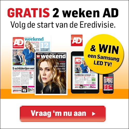 2 weken AD gratis