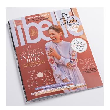 Favoriete Moederdag Tijdschrift abonnement vanaf € 9,95 Libelle