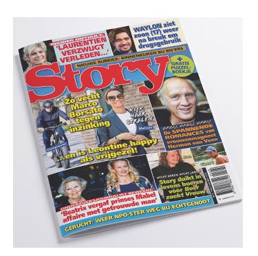 Favoriete Moederdag Tijdschrift abonnement vanaf € 9,95 Story