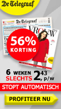 Telegraaf Weekendabonnement