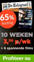 Telegraaf + Gratis 6 Topfilms