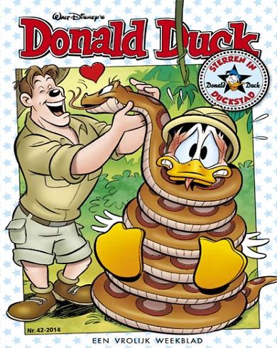 Donald Duck | 56 nr's voor €122.50 | Korting 20%