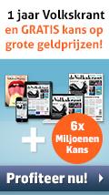 Volkskrant + Gratis Kobo eReader of Galaxy Tab