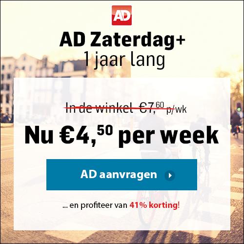 Algemeen Dagblad weekendabonnement