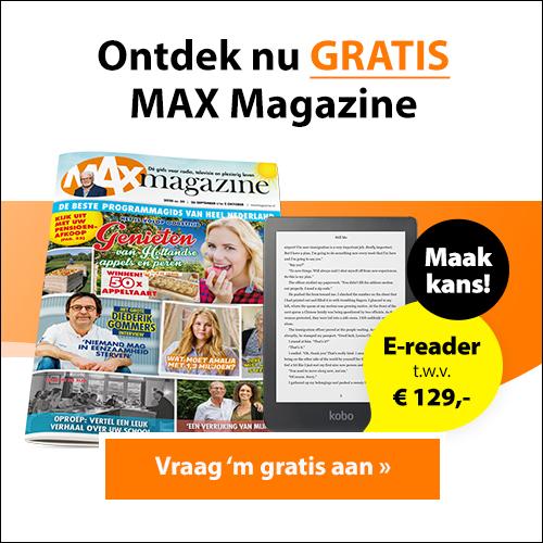 gratis MAX Magazine