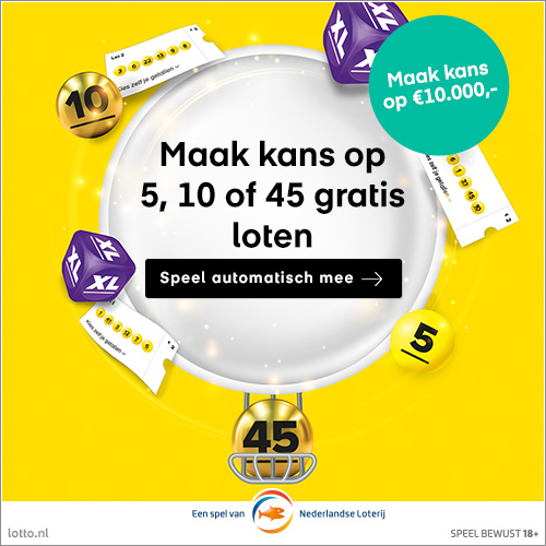 lotto goudenbal