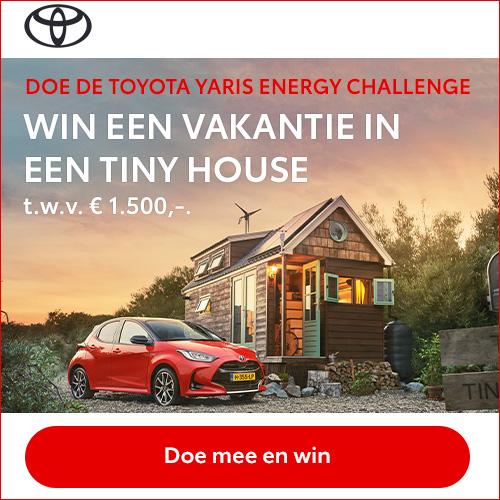 Toyota Yaris Challenge