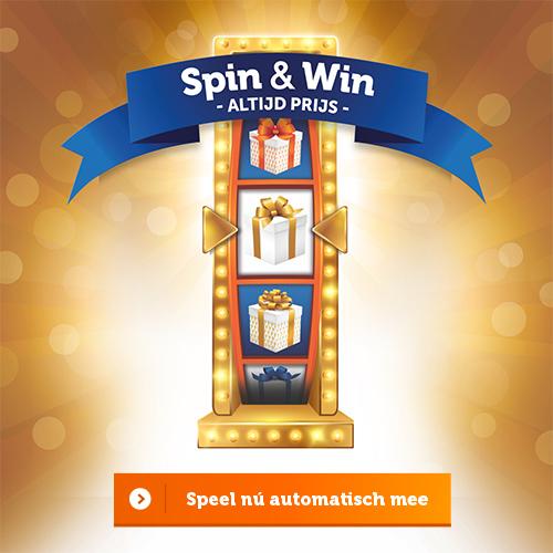 Staatsloterij nl Spin en Win
