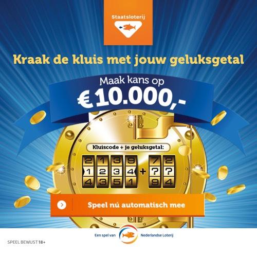Staatsloterij.nl/kraakdekluis