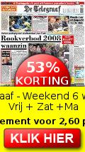 De Telegraaf Weekendabonnement
